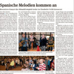 Konzert in Diesdorf 2017