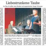 12. Tangotage Leipzig