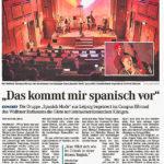 Mitteldt. Zeitung - Konzert Wolfen