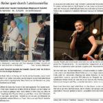 Westfälische Nachrichten - Konzert im Kulturhof 2015