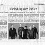 Leipziger Volkszeitung Mai 2017